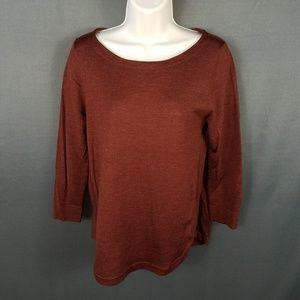 4/10- Small LOFT light weight sweater